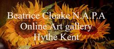 Beatrice Cloake N.A.P.A- Hythe Kent